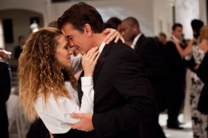 (L-r) SARAH JESSICA PARKER as Carrie Bradshaw and CHRIS NOTH as Mr. Big in New Line CinemaÕs comedy ÒSEX AND THE CITY 2,Ó a Warner Bros. Pictures release.