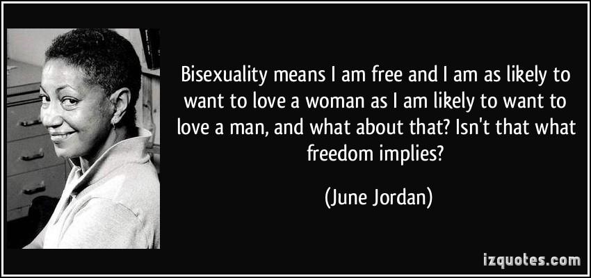 Bisexuality girls