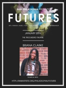 Briana Clarke -RAW_Philadelphia presents FUTURES-2
