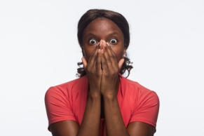 shockedblackwoman